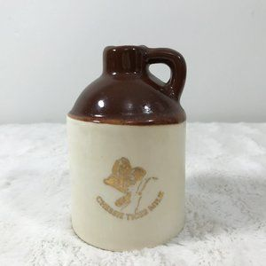 Vintage Pottery Earthenware Jug